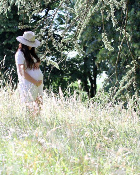 Photographe grossesse extérieur